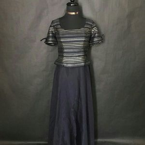 Js Collections MaxiParty Luxury Dress Sz M
